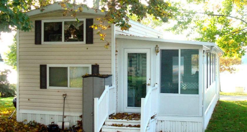 Skirting Mobile Homes Pics Idea