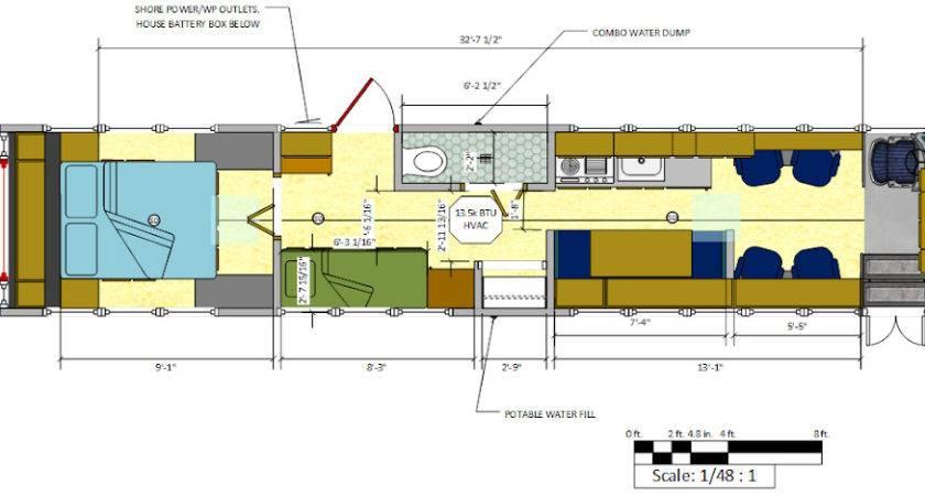 Skoolie Floor Plan Matttroy