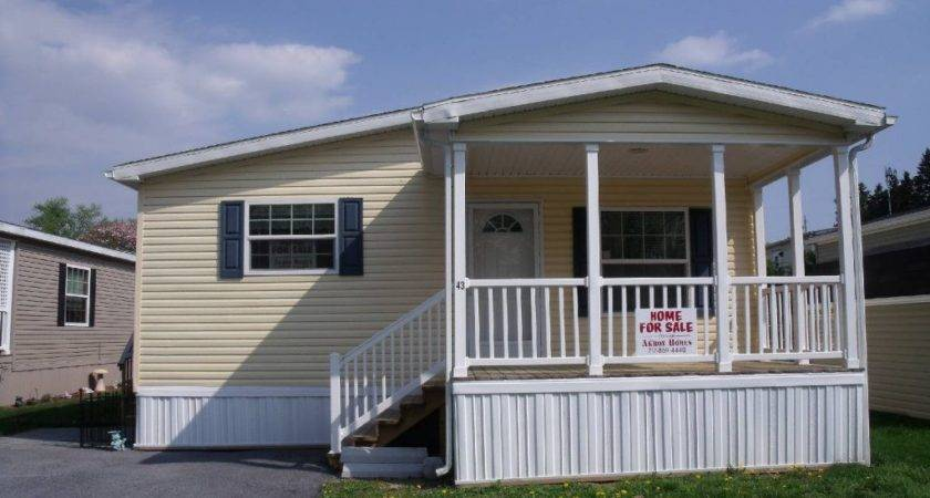 Skyline Foot Porch Akron Mobile Homes Modular