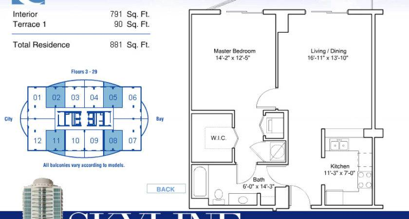 Skyline Home Floor Plans House Design