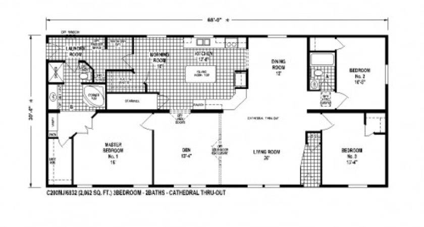 Skyline Homes Floor Plans New Sale Winona
