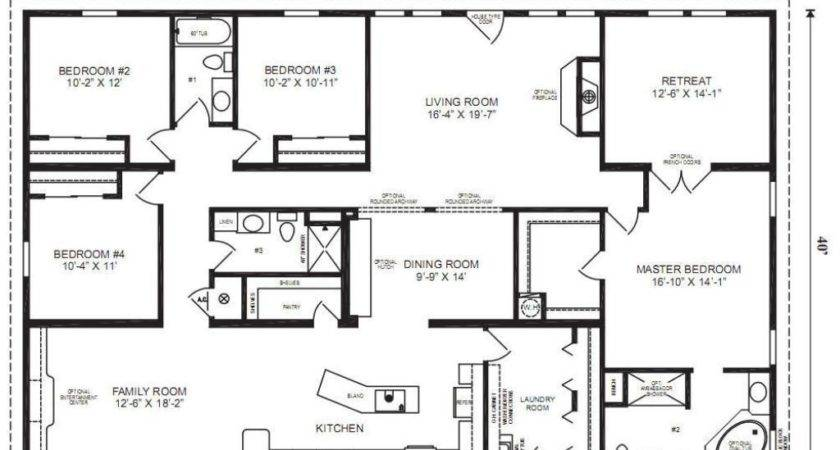 Skyline Manufactured Homes Floor Plans Home Deco