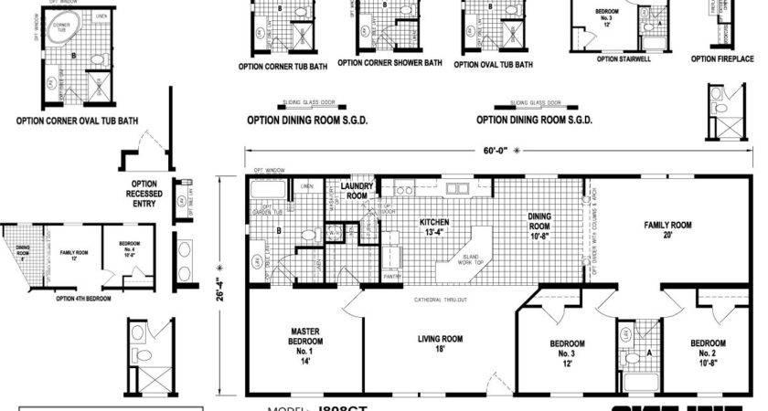 Skyline Mobile Home Floor Plans
