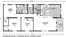 Skyline Mobile Homes Floor Plans Ideas