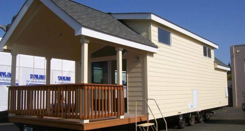 Skyline Park Model Homes