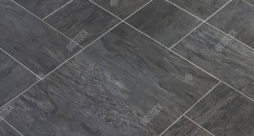 Slate Stone Texture Vinyl Floor Tiles