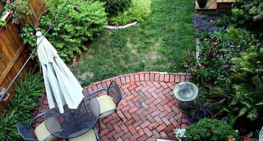 Small Backyard Ideas Make Them Look Spacious
