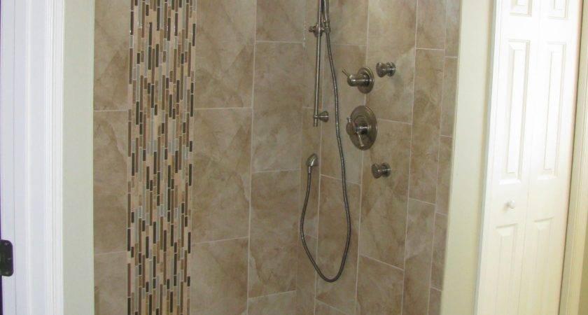 Small Bathroom Glass Shower Big Design Ideas Bathrooms