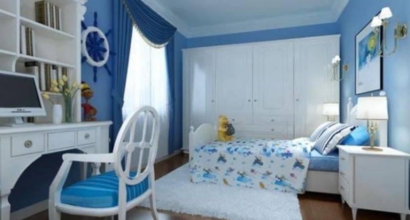 Small Bedroom Design Boy