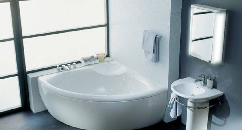 Small Corner Bathtub Tubs
