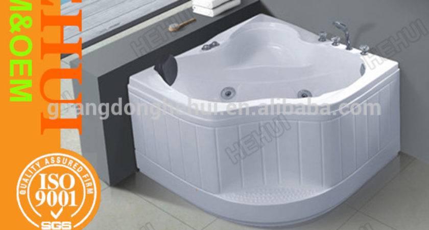 Small Corner Tub