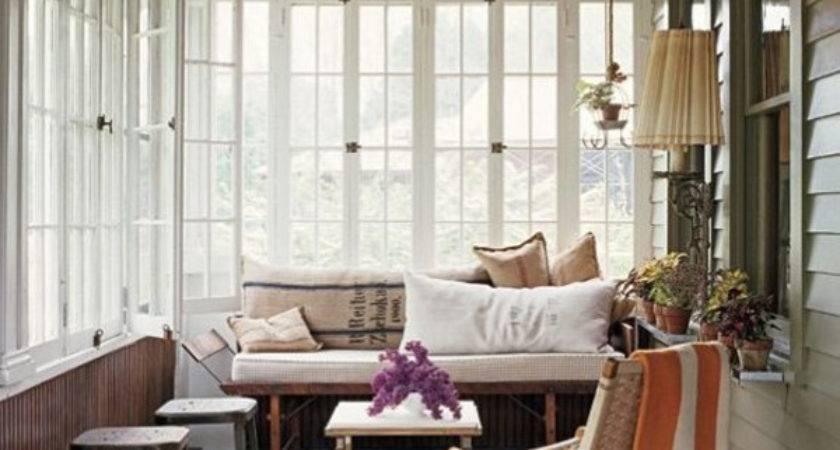 Small Cozy Sunroom Design Ideas Home