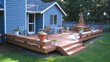 Small Deck Design Ideas Louis Decks Screened