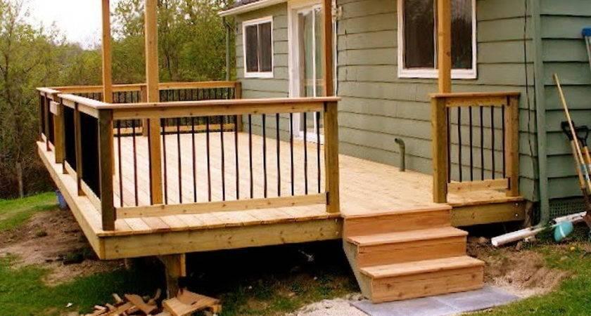 Small Deck Designs Ideas Home Design