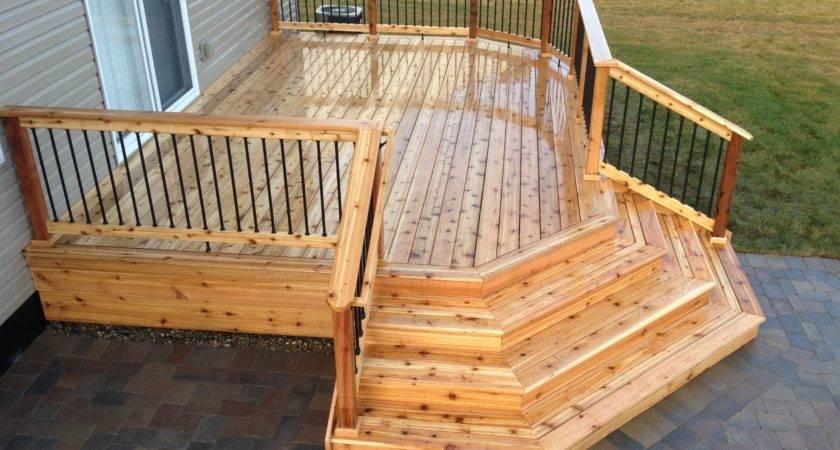 Small Deck Ideas Make Your Backyard