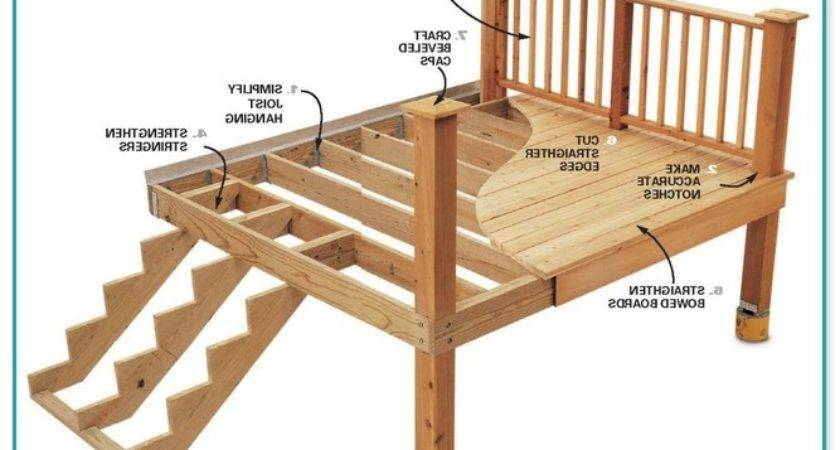 Small Deck Plans