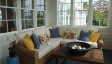 Small Enclosed Front Porch Ideas Classic Decoration