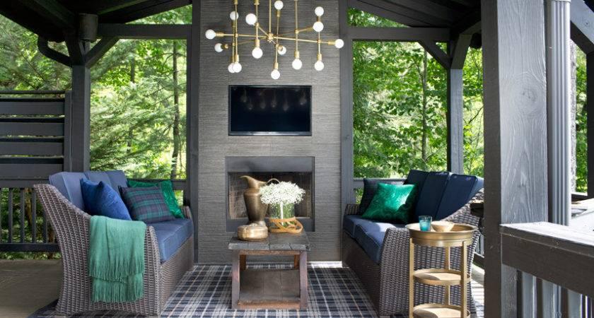 Small Enclosed Patio Design Ideas Home Citizen