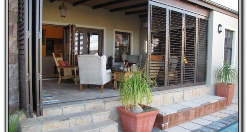 Small Enclosed Patio Ideas Patios Home Decorating