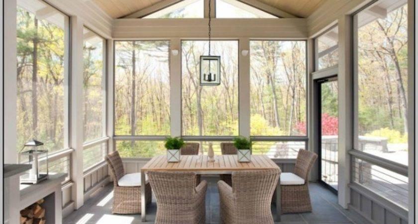 Small Enclosed Patio Ideas Patios Home Design