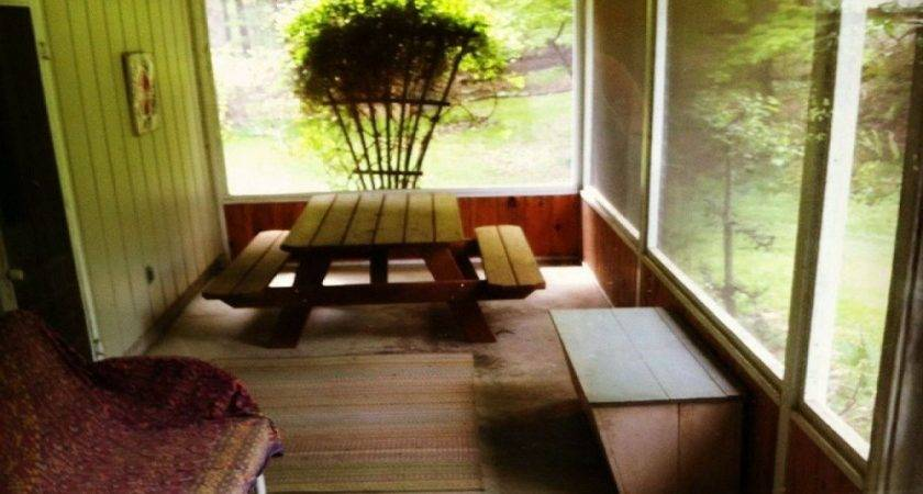 Small Enclosed Porch Ideas