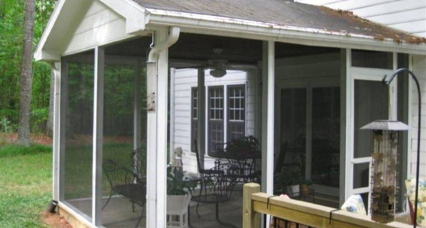Small Enclosed Porch Kits Karenefoley Chimney