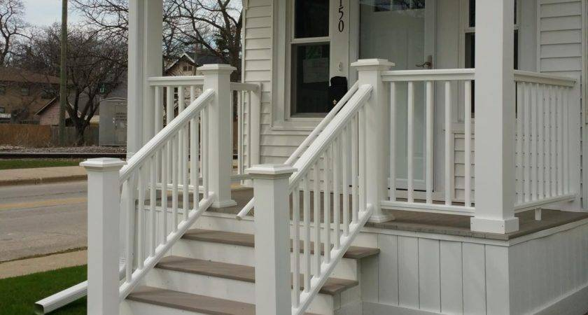 Small Front Porch Columns