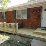 Small Front Porch Deck Ideas