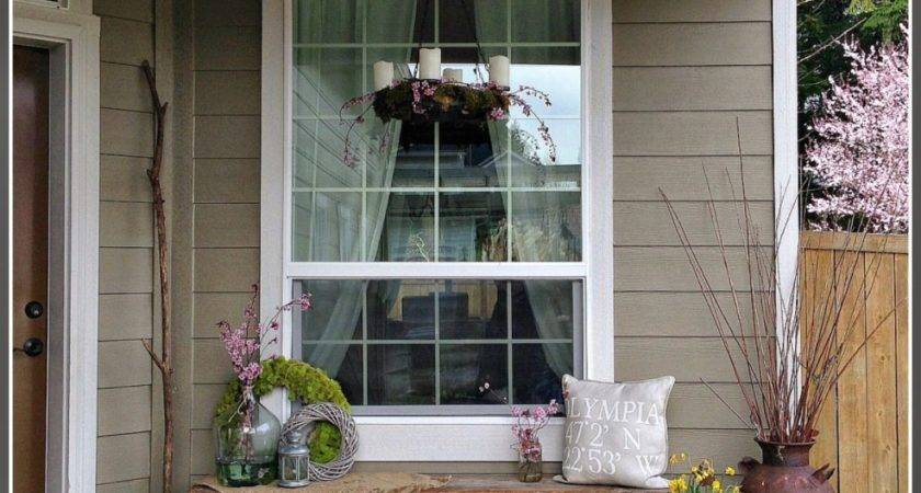 Small Front Porch Decorating Ideas Summer