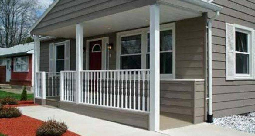 Small Front Porch Decorating Ideas Winter