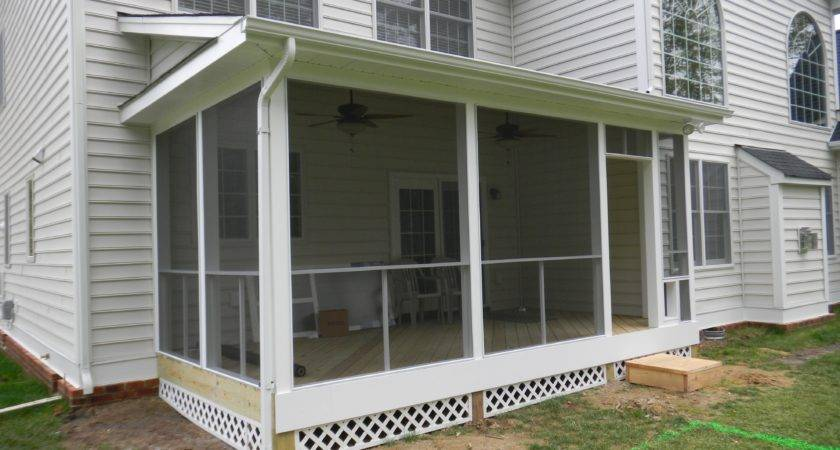 Small Front Porch Ideas Mobile Homes