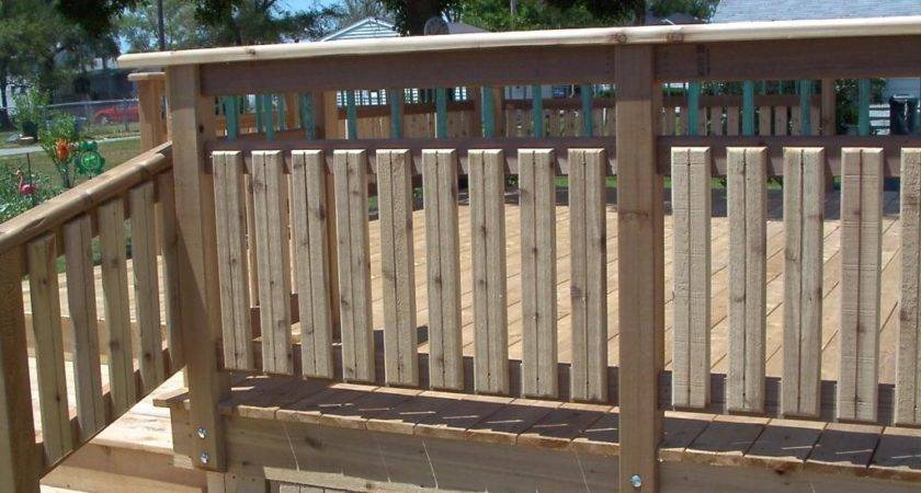 Small Front Porch Railing Ideas Jbeedesigns Outdoor