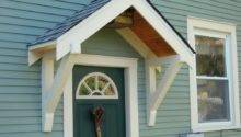 Small Front Porch Roof Designs