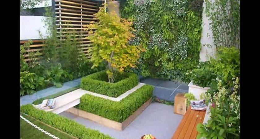 Small Garden Landscaping Ideas Patio Landscape Gardens