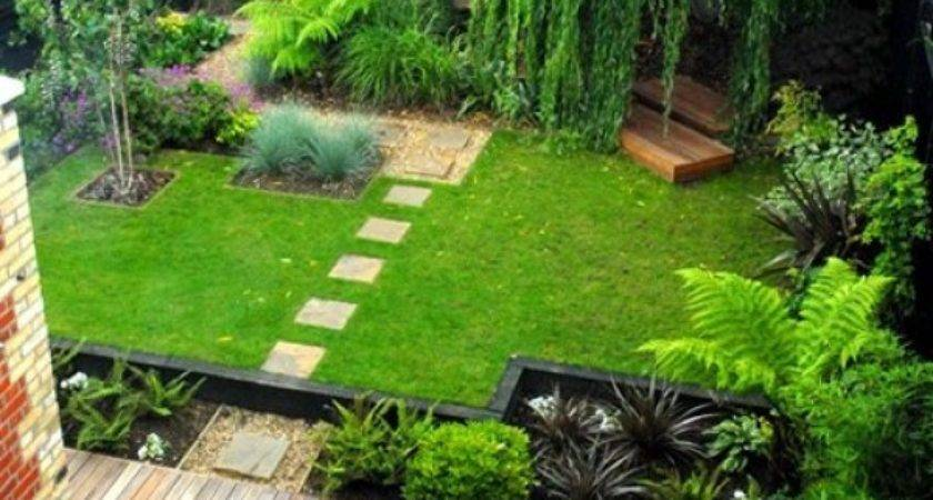 Small Home Garden Design Ideas Interior