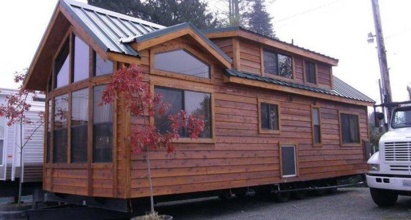 Small Homes Wheels Houses Mobile