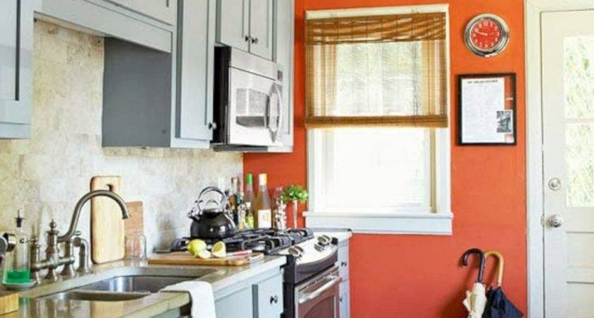 Small Kitchen Accent Wall Colors