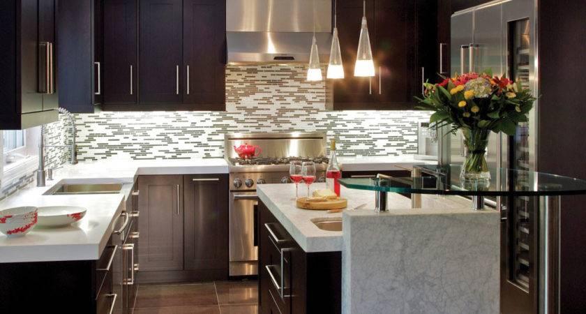 Small Kitchen Modern Ideas Decobizz
