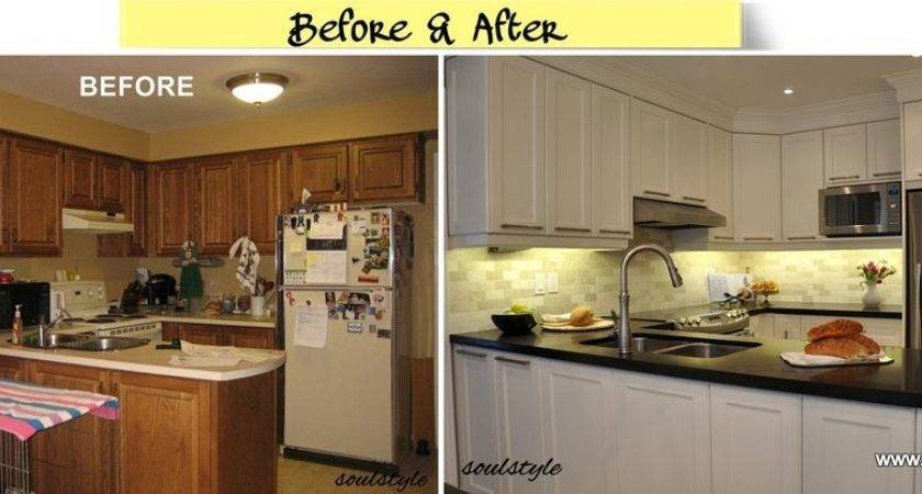 Small Kitchen Renovations Before After Maybe