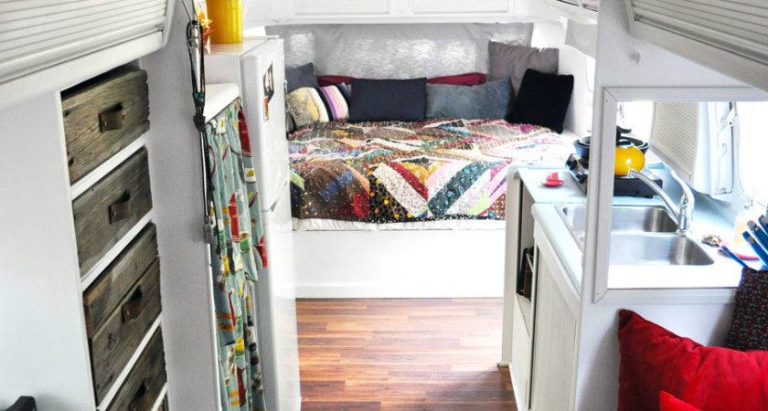 Small Life Airstream Tiny House Swoon