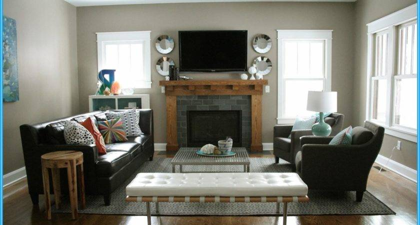 Small Living Room Corner Fireplace Smileydot