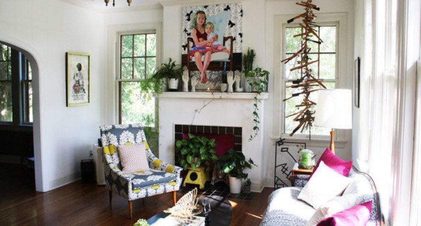Small Living Room Design Corner Fireplace