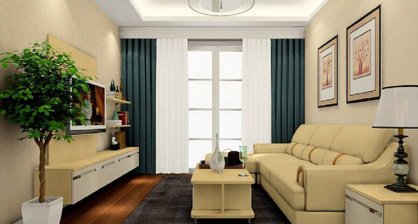 Small Living Room Design Decoration