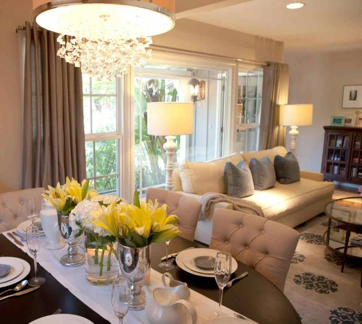 Small Living Room Dining Combo Layout Ideas - Get in The ...