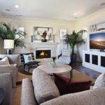 Small Living Room Fireplace