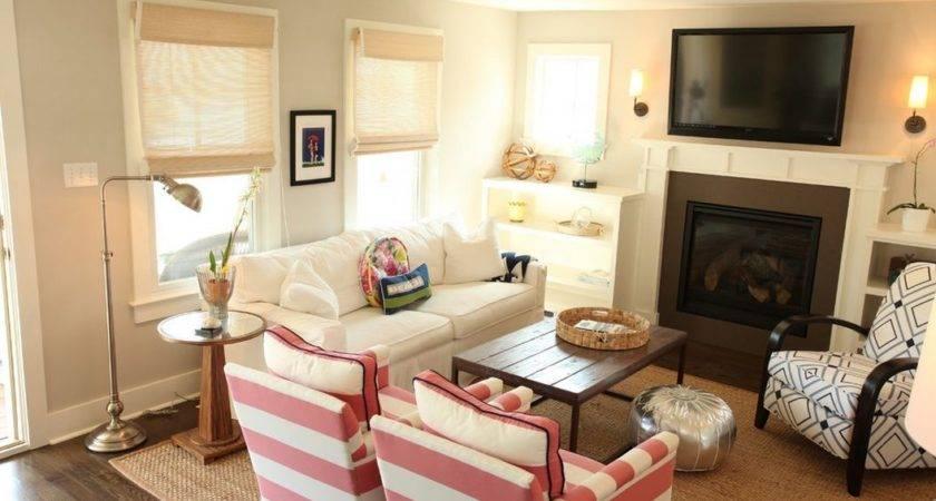 Small Living Room Ideas Defy Standards Their
