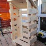 Small Log Store Pallet Wood Pallets