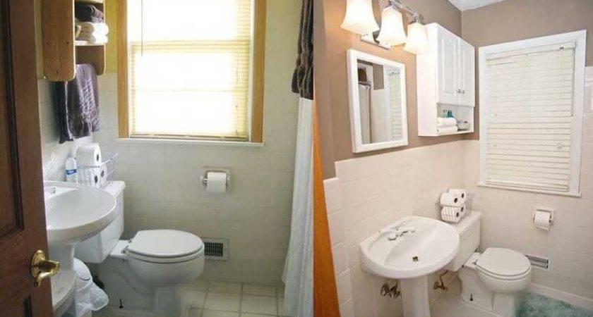 Small Mobile Home Bathroom Remodel Decor Ideas