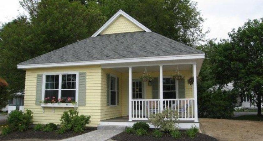 Small Modular Cottage Homes Modern Home