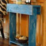 Small Pallet Table Diy Furniture Plans